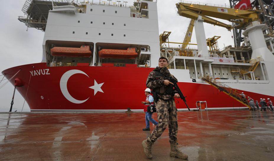 Άγκυρα: Το Γιαβούζ ξεκινά γεωτρήσεις νότια της Κύπρου - Μύδροι κατά της ΕΕ