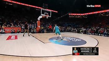 Κάρφωμα με τη βοήθεια του… Ρομπίνιο στο τουρκικό All Star Game! (video)