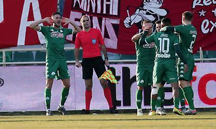 LIVE: Ξάνθη-Παναθηναϊκός 0-1