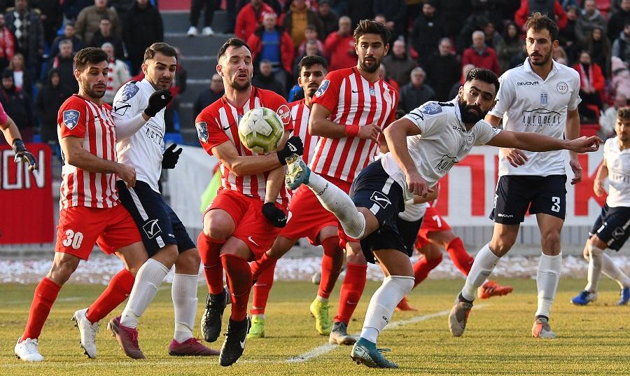 Τα highlights από τα ματς της Football League 2