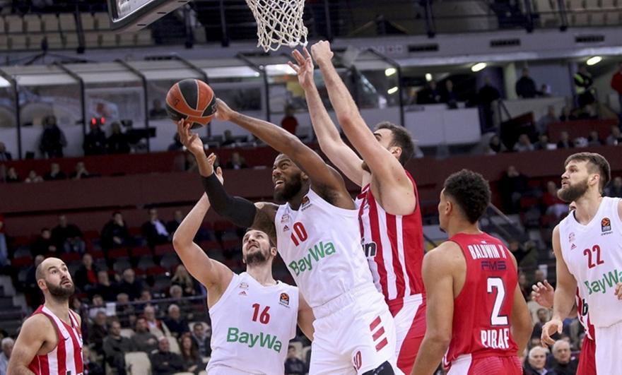 Μονρό στο sport-fm.gr: «Έχει σπουδαίους παίκτες ο Ολυμπιακός-Εξαιρετικό το επίπεδο της Ευρωλίγκας»