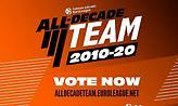 Ευρωλίγκα: Άνοιξαν οι κάλπες για την ομάδα της δεκαετίας - Δείτε πως να ψηφίσετε! (video)