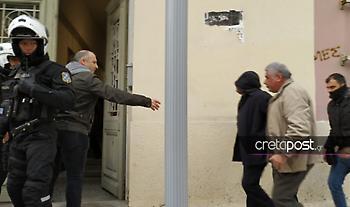 Κρήτη: Προφυλακιστέος ο 51χρονος δράστη του φονικού στις Μοίρες