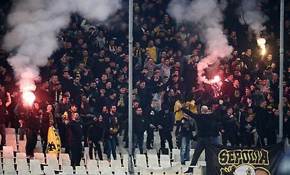Έφυγαν ήδη 2.000 εισιτήρια από τους οπαδούς της ΑΕΚ ενόψει Ολυμπιακού