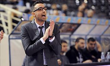 Χαραλαμπίδης: «Όλα ήταν θέμα τύχης, συνεχίζουμε στο πρωτάθλημα»