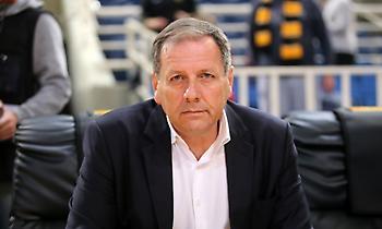 Αγγελόπουλος στον ΣΠΟΡ FM: «Αρχή του τέλους για το σχίσμα στο μπάσκετ - Συνδέει δύο εποχές ο Ζήσης»