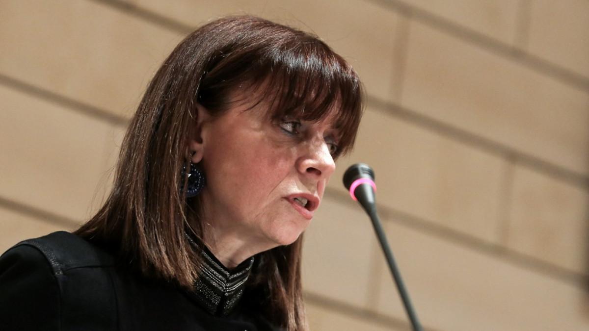 Εξελέγη με 261 ψήφους η Κατερίνα Σακελλαροπούλου - Ποιοι δεν ψήφισαν