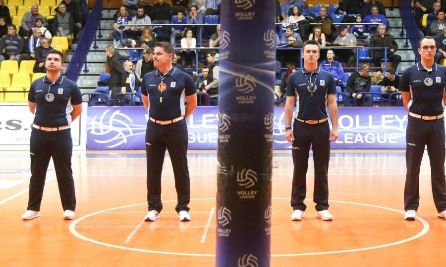 Το πρόγραμμα της 13ης αγωνιστικής της Volley League