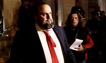 Μαρινάκης: «Να φύγει τώρα όλη η ΚΕΔ, αλλιώς ο Ολυμπιακός δεν θα συμμετέχει στη φαρσοκωμωδία»