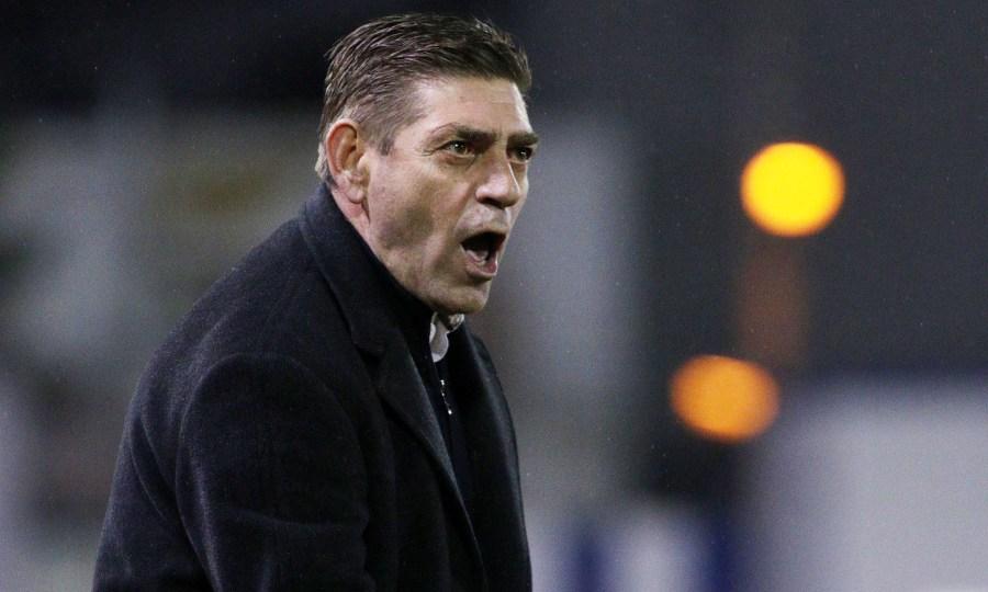 Παντελίδης: «Μας στράβωσε δύο φορές το ματς, στο 2-0 τελείωσαν όλα»
