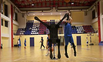 Stars Skills Training Sessions Α.Ο. Λεοντείου: Εξέλιξε το παιχνίδι σου με ατομικές προπονήσεις