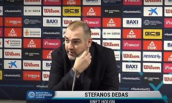 Δέδας: Ξέσπασμα στην συνέντευξη Tύπου μετά από ερώτηση δημοσιογράφου! (video)