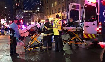 ΗΠΑ: Πυροβολισμοί στο Σιάτλ με έναν νεκρό και επτά τραυματίες