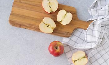 Τα μήλα περιέχουν εκατομμύρια βακτήρια, αλλά αυτό είναι καλό!