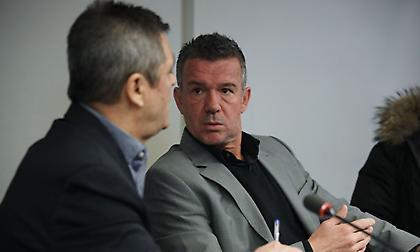 Σαραβάκος: «Ρεαλιστικός ο στόχος του Κυπέλλου για τον Παναθηναϊκό - Δεν μας φοβίζει ο ΠΑΟΚ»