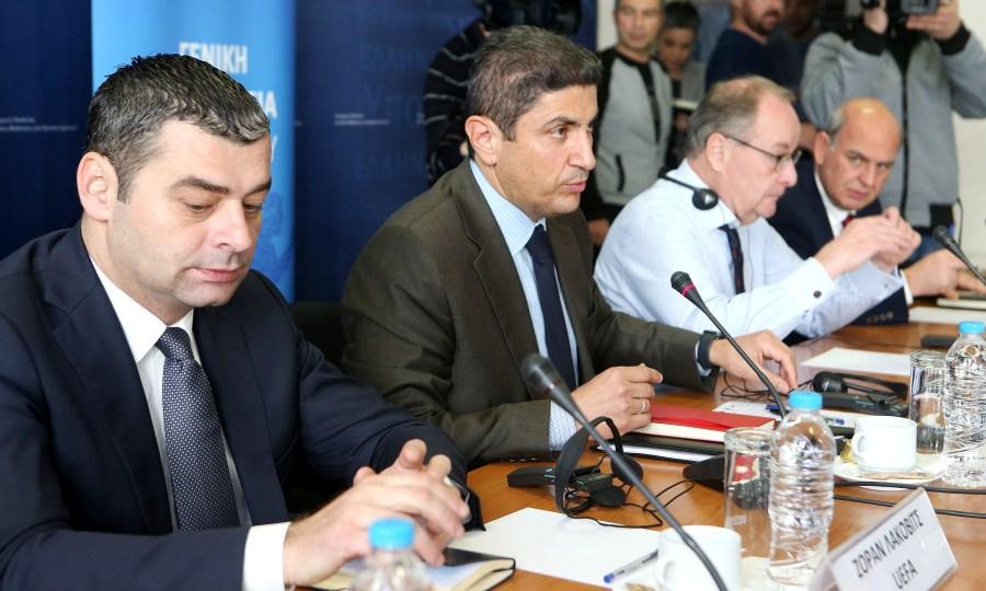Θέλει να αλλάξει το εκλογικό σύστημα της ΕΠΟ ο Αυγενάκης, «αιτία πολέμου» για το ποδόσφαιρο!