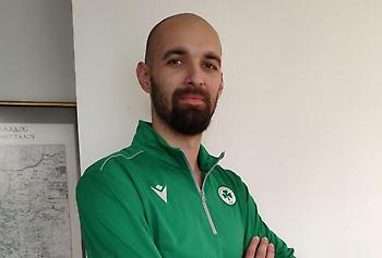 Τσάτσιτς: «Ευλογημένος που θα φορέσω το τριφύλλι»