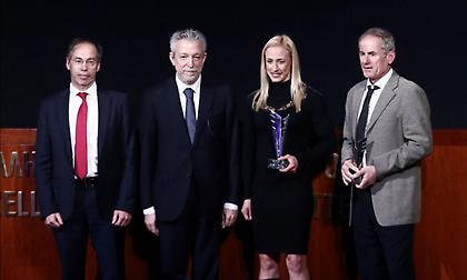 Βραβεύτηκαν οι κορυφαίοι αθλητές της χρονιάς από την ΕΟΕ