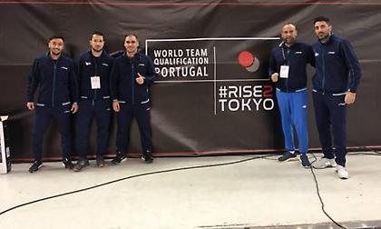 Δεν τα κατάφερε η Εθνική πινγκ πονγκ με Κροατία και αποκλείστηκε από το Προολυμπιακό