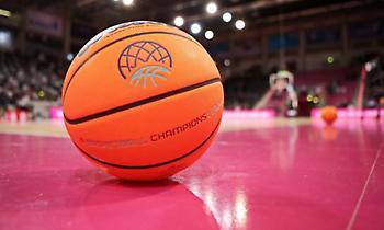 Το Basketball Champions League ανεβαίνει εμπορικό επίπεδο