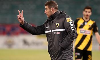 Τσακίρης: «Περιμένω την ΑΕΚ με 4-3-3 στο ντέρμπι»