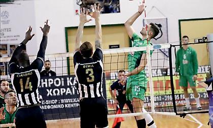 Ράπτης στο sport-fm.gr: «Δεν φοβόμαστε κανέναν αντίπαλο, όλα είναι στο χέρι μας»
