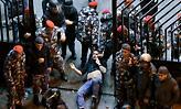 Λίβανος: Συγκρούσεις διαδηλωτών με αστυνομικούς στο κέντρο της Βηρυτού