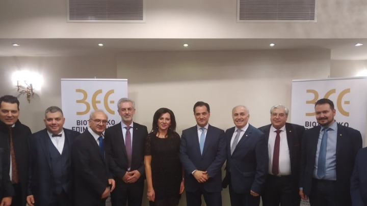 Γεωργιάδης: Η ανάπτυξη θα έρθει από τις ιδιωτικές επιχειρήσεις