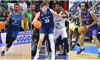 Basketball Champions League: Η επίθεση δεν εξασφαλίζει και τη πρόκριση! (πίνακας)