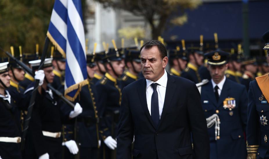 Παναγιωτόπουλος για Τουρκία: Εξετάζουμε όλα τα σενάρια ακόμη και τη στρατιωτική εμπλοκή