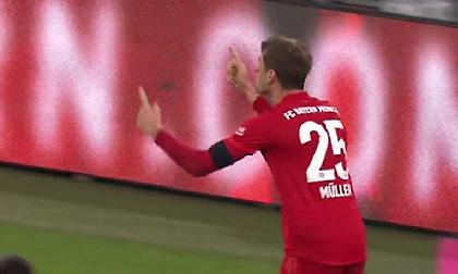 «Κατοστάρησε» τα γκολ στο Allianz Arena ο Μίλερ!