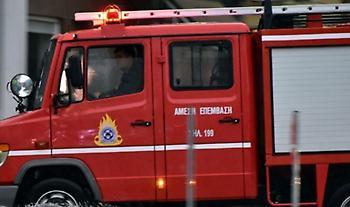 Περιστέρι: Γυναίκα που έπεσε από μπαλκόνι σώθηκε από τέντα