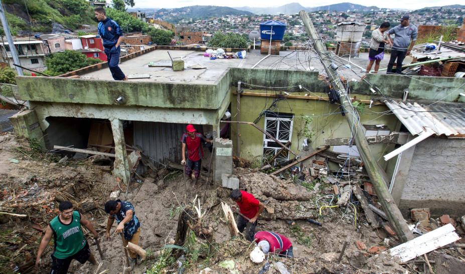 Βραζιλία: Τουλάχιστον 44 νεκροί από το σφοδρό κύμα κακοκαιρίας