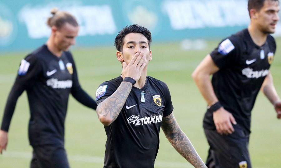 «Πάει στην ΑΕΚ για τέσσερα χρόνια με τρία εκατομμύρια ευρώ ο Αραούχο»