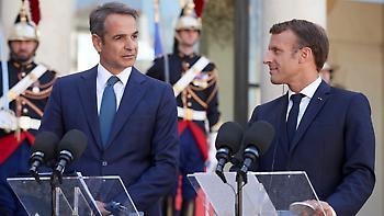 Ελλάς – Γαλλία (αμυντική) συμμαχία – Η γαλλική στρατιωτική παρουσία – Το μήνυμα Μακρόν