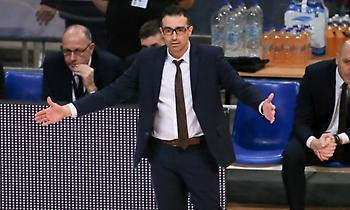 Χαραλαμπίδης: «Δεν μπορέσαμε να περιορίσουμε τον Παναθηναϊκό, ξεχνάμε αυτό το ματς»