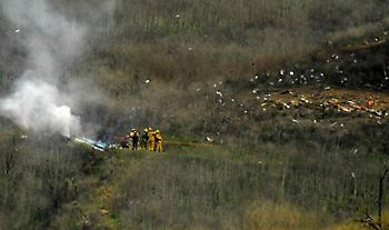 Κόμπι Μπράιαντ: Νέα στοιχεία για το ελικόπτερο - Η τελευταία επικοινωνία με πύργο ελέγχου