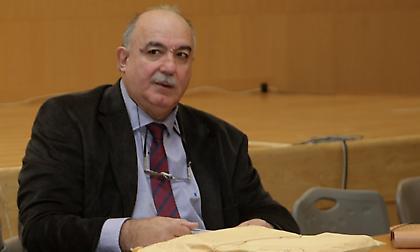 Αρκούδης: «Όλα τα μέλη της ΕΕΑ είναι πεπεισμένα ότι τελέστηκαν παραπτώματα από ΠΑΟΚ-Ξάνθη»