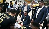 Μενουδάκος στον ΣΠΟΡ FM: «Στο μυαλό μας είναι μόνο η νίκη»