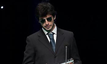 Με γυαλιά ηλίου στα βραβεία  ΠΣΑΠ ο Φεράντο