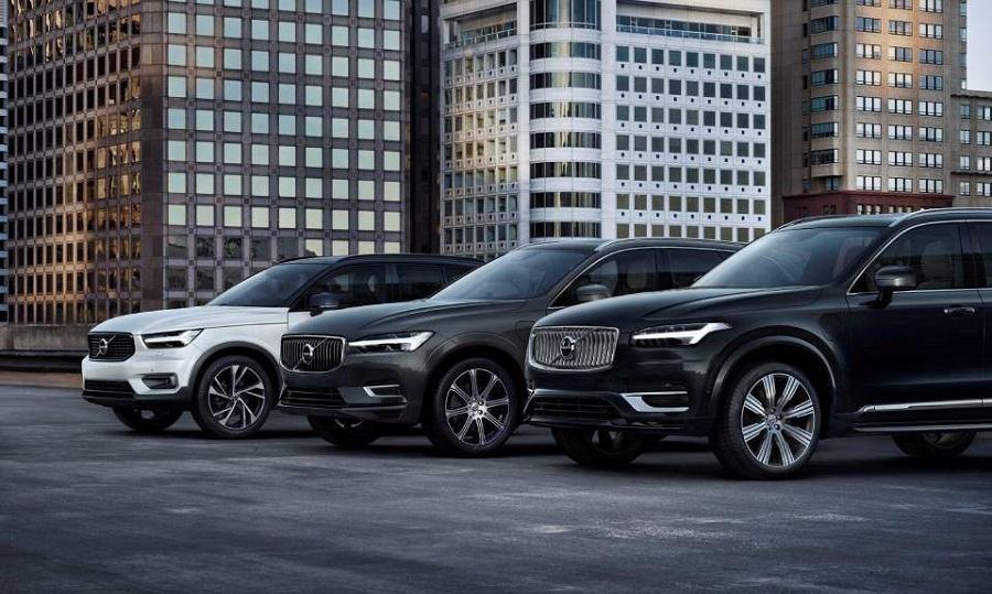6η συνεχής χρονιά ρεκόρ για τη Volvo