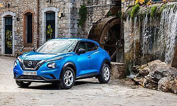 Nissan Juke: Συναρπάζει με την πρώτη ματιά