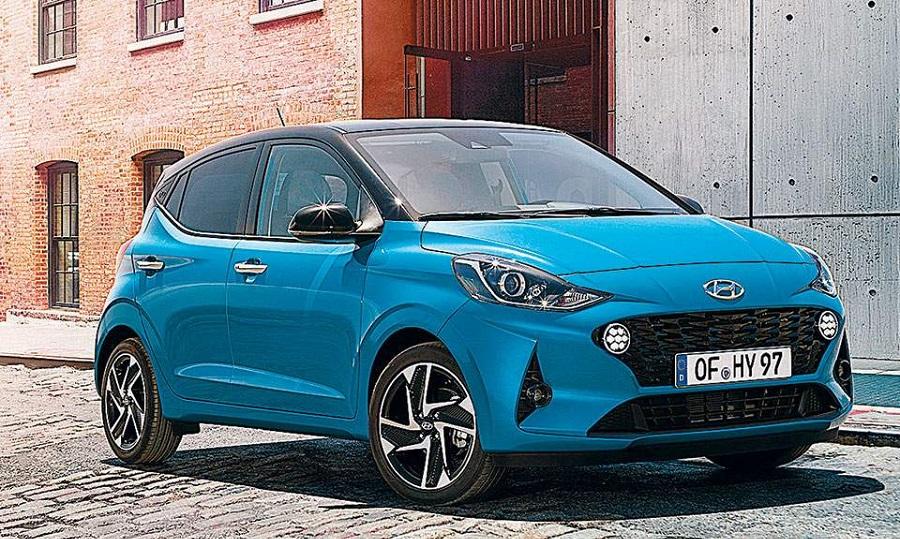 Αποστολή στην Πορτογαλία: Νέο Hyundai i10