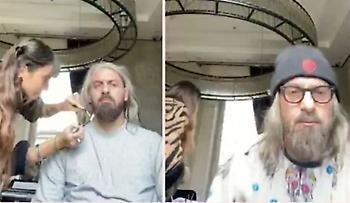 Απίστευτος Ντε Ρόσι: Μεταμφιέστηκε και είδε το ντέρμπι Ρόμα-Λάτσιο ως οργανωμένος! (video)