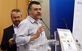 Διαψεύδει τα περί συνάντησης με Σουλούκου ο Μπραουδάκης