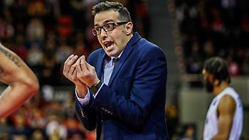 Χαραλαμπίδης: «Ήρθαμε για να ετοιμάσουμε την ομάδα για το πρωτάθλημα»