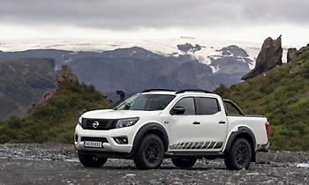 Η Nissan αποκαλύπτει το νέο Navara