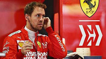 Έχει άραγε μέλλον ο Φέτελ στην Ferrari;