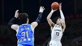 Επ' αόριστον διακοπή στο κινεζικό πρωτάθλημα μπάσκετ