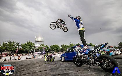Stunt Show με… άρωμα από τη Βαλτιμόρη στο 16ο Motor Festival των Ιωαννίνων!